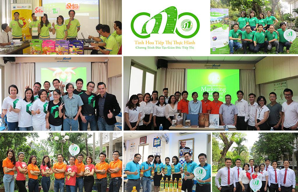 Khóa học marketing manager vietnammarcom